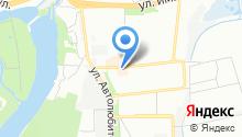 KEAT на карте