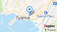 Молодежный центр Туапсинского района на карте