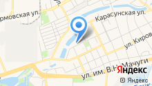 Адвокатский кабинет Гукасова И.А. на карте