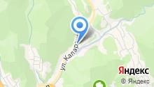 МегаОйл на карте