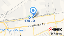 Mobil Центр на карте