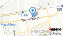 PROинструмент на карте
