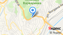 ЧерноморАвто на карте
