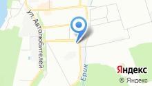 Monroe на карте