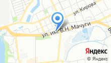 MARTON на карте