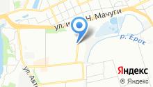Fast Service mobile на карте