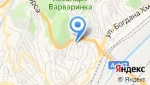 Туапсинская станция юных техников на карте