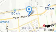 Vodotok на карте