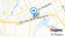 AVservice на карте