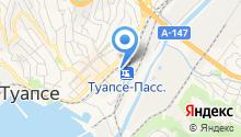 Краснодарская краевая коллегия адвокатской палаты на карте