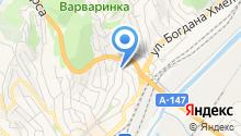 Кубаньлото на карте