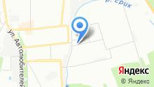 FIZ-RA на карте
