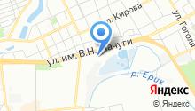 АВТОБАЗА, ПО на карте