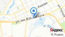 MotoClinic на карте