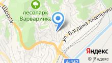 Электрон Спутник на карте