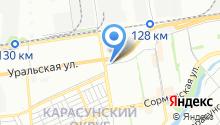Rudetali.ru на карте