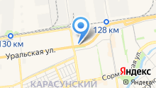 EcoProm на карте