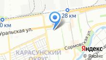 PsyBook на карте