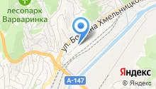 РГУПС на карте