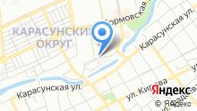 Автосервис23.рф на карте