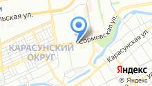 Simvart на карте