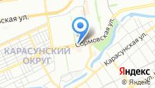 Leader на карте