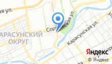 Kareracenter на карте