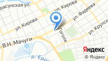B-Zone на карте