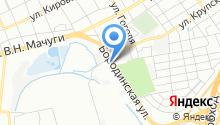 GDV Краснодар на карте