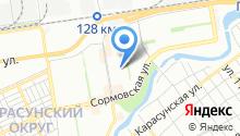 GL на карте