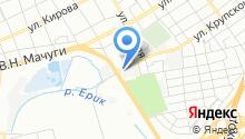 Нива-Центр-Краснодар на карте