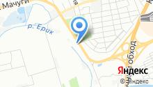 Konsanto на карте
