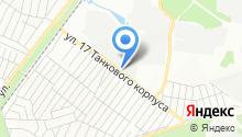АвтоМАНия на карте