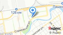 Агентство недвижимости и юридических услуг на карте