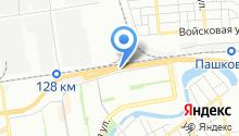 МЭР на карте