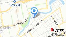 PinCat на карте