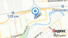 AoneZet на карте