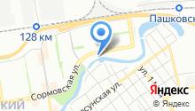BagimovGYM на карте