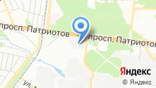 КитАвтоТранс на карте