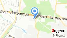 eXproCar на карте