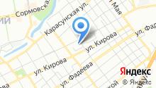Status-hostel на карте
