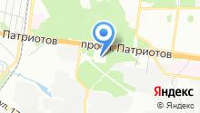 Castorama на карте