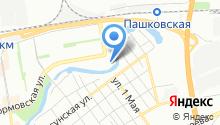 Happy Чемодан на карте