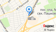 Автотехресурс на карте