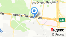 Магазин автозапчастей для Ravon на карте