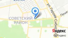 DariOS на карте