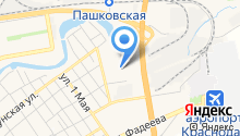 K & T на карте