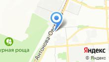 АТИ - Компания по продаже автозапчастей для грузовых иномарок - Воронеж и Воронежская область на карте