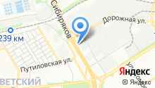 Эмекс на карте