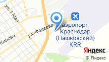 Lexus на карте